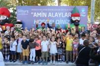 EYÜP BELEDİYESİ - Osmanlı'nın 'Amin Alayları' Eyüp'te Yeniden Hayat Buldu