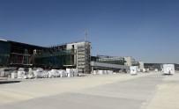 KÖPRÜLÜ - 3'Üncü Havalimanı İnşaatındaki Son Durum Havadan Görüntülendi