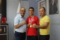 BOKSÖR - Şaban Güneş'ten Şampiyona Destek Sözü