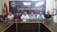 ZORUNLU HİZMET - Sağlık-Sen Zonguldak Şube Başkanı Mehmet Ali Kara;
