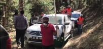 KOMANDO - Sarıkamış Ormanları Yanmaya Devam Ediyor