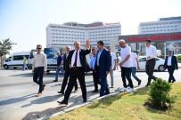 ADLİYE BİNASI - Şehir Hastanesi Ulaşımına 700 Milyonluk Yatırım