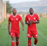 MUHAMMET DEMİR - Sivasspor Taktik Çalıştı