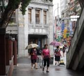 ŞİDDETLİ YAĞIŞ - Tayvan'da Talim Tayfunu