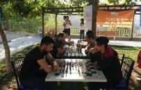 SEYIT RıZA - Tunceli'de 'Sokakta Satranç Var' Etkinliği