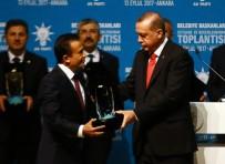 TUZLA BELEDİYESİ - Tuzla Marina Projesi'ne Birincilik Ödülü