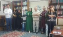 KÖŞE YAZARı - TYB Erzurum Şubesi Yeni Dönemi Kadın Yazarlara Ayırdı