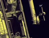 ULUSLARARASı UZAY İSTASYONU - Yeni ekip, Uluslararası Uzay İstasyonu'na ulaştı