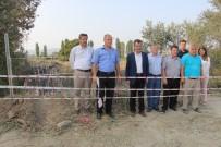 YIKIM ÇALIŞMALARI - Yenişehir'in En Büyük Köprüsü Yapılıyor