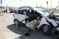 Yozgat'ta Trafik Kazası Açıklaması 4 Yaralı