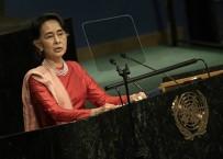 AUNG SAN SUU KYI - Zulme Göz Yuman Myanmar Lideri BM Genel Kurulu'na Katılmayacak