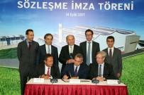 KEMERBURGAZ - 1,5 Milyon Kişinin Elektrik İhtiyacını Karşılaması Planlanan Projede İmzalar Atıldı