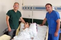 BELDEN - 110 Yaşındaki Hastaya Kalça Kırığı Ameliyatı Yapıldı