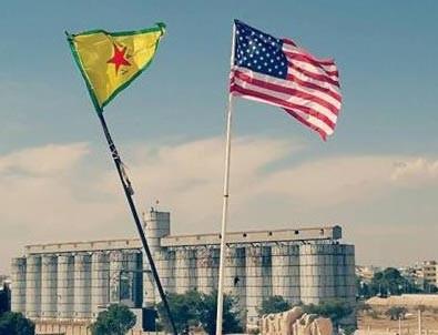 ABD'den PYD'ye destek