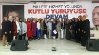 LOKMAN HEKIM - AK Parti Korkuteli İlçe Kadın Kolları 5'İnci Genel Kurulu