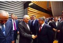 MUZAFFER YALÇIN - AK Partili Bilecik Belediye Başkanları İstişare Ve Değerlendirme Toplantısına Katıldı