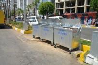 ADANALıOĞLU - Akdeniz'de Çöp Konteynerleri Yenileniyor
