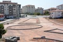 NAKKAŞ - Aksaray Belediyesi Yeni Kavşak Çalışmalarına Devam Ediyor