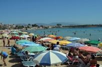 ALTıNKUM - Altınkum Plajı Eylül'de De Bir Başka