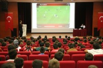 MURAT ŞAHIN - Amatör Kulüp Oyuncularına Yeni Kurallar Semineri