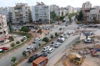 ŞEHİR İÇİ - Antalya'da Kavşaklar Yeniden Düzenliyor