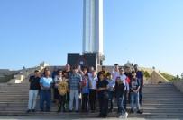 SAVAŞ GAZİSİ - Azerbaycan Savaş Gazisi Kadınları Derneği Üyeleri Iğdır'da