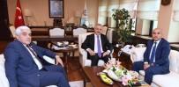 ULAŞTIRMA DENİZCİLİK VE HABERLEŞME BAKANI - Bakan Arslan Kilis'e Geliyor