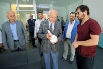 MEHMET KARTAL - Başkan Yaşar, İvedik OSB Yönetimi İle Kahvaltıda Buluştu