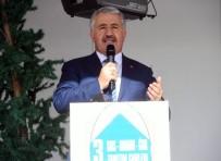 ULAŞTIRMA DENİZCİLİK VE HABERLEŞME BAKANI - Başkent'te 3. Kars, Ardahan, Iğdır Tanıtım Günleri