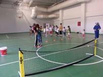 BATMAN BELEDIYESI - Batman'da Badmintona İlgi Artıyor