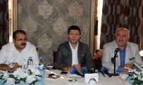 ERZURUMSPOR KULÜBÜ - BB Erzurumspor Kendi Sahasında 7 Hafta Daha Maç Oynayamayacak