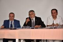 MUSTAFA TAŞ - Belediye Başkanı Bozkurt Muhtarlarla Bir Araya Geldi