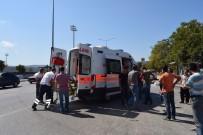 KıBRıS - Biga'da Kaza Açıklaması 2 Yaralı
