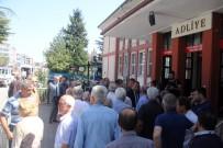 MUSTAFA ÖZDEMIR - Bolu MHP'de 400 İstifa