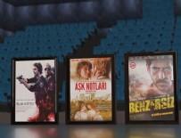 ASLIHAN GÜNER - Bu hafta 8 film vizyona girecek