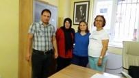Burhaniye'de Halk Eğitimi Müdürü Kılıç Kıbrıs'a Gitti