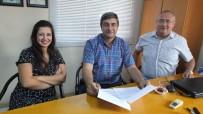 ZEYTİNYAĞI - Burhaniye'de Tariş Müdürleri Sezon Hazırlıklarını Değerlendirdi