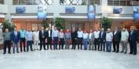 İBRAHIM BURKAY - Bursa İş Dünyası Hedeflerine BTSO Liderliğinde Koşuyor