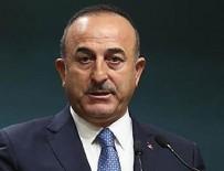 FRANSA DIŞİŞLERİ BAKANI - Dışişleri Bakanı Mevlüt Çavuşoğlu'ndan önemli açıklamalar