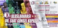 KADIN BASKETBOL TAKIMI - Dr. Suat Günsel Kadın Basketbol Turnuvası Başlıyor