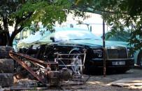 AZERI - Dünyaca Ünlü İsimleri Taşıyan Otomobile Haciz