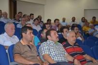 BEDEN EĞİTİMİ - Edremit'te Müfredat Bilgilendirme Toplantıları Tüm Hızıyla Devam Ediyor
