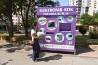 DOĞU AKDENİZ - Elektronik Atıklar Da Toplanıyor