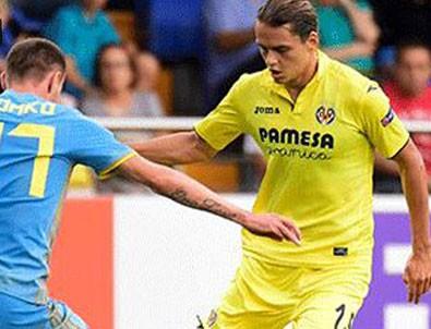 Enes'li Villarreal rahat kazandı
