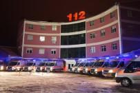 SERHAT VANÇELIK - Erzurum 112 Acil Sağlık Ekipleri Şifa Dağıtıyor