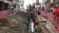 ENVER YıLMAZ - Fatsa'da Ana Su Hattı Çalışması