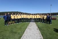 HALKBANK - Fenerbahçe Erkek Voleybol Takımı'nın Yeni Sezon Hazırlıkları Sürüyor