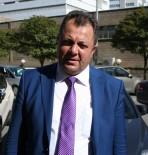 ALI AKSOY - FETÖ'den Tutuklu Avukat Polise 'Hakaretten' Hakim Karşısında