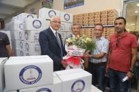 MEHMET ERDOĞAN - Gaziantep'te 9 Bin 350 Koli Glutensiz Gıda Paketi Dağıtıldı