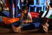 MELİS BİRKAN - Gaziantep'te Açık Hava Sinema Etkinlikleri Başladı